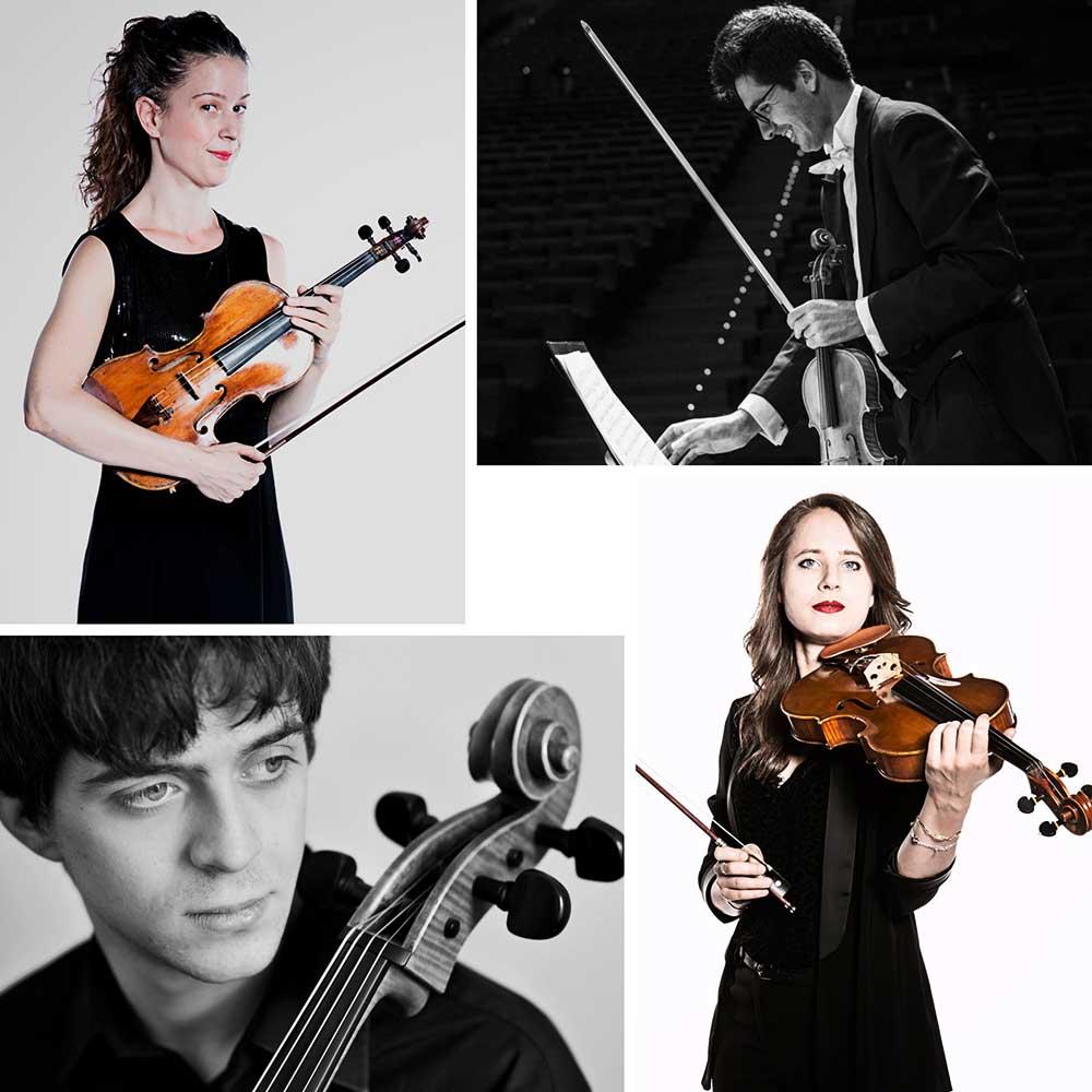 Festival dei Laghi Lombardi edizione 2021 - Quartetto Elpìs